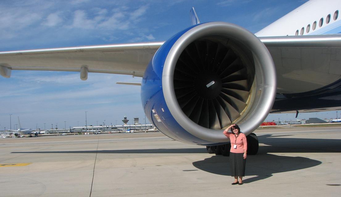 engine boeing 777 - photo #3