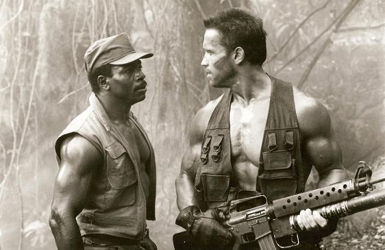 Predator making of