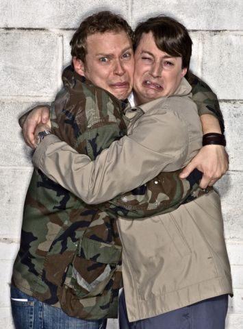 Peep Show TV series  Wikipedia