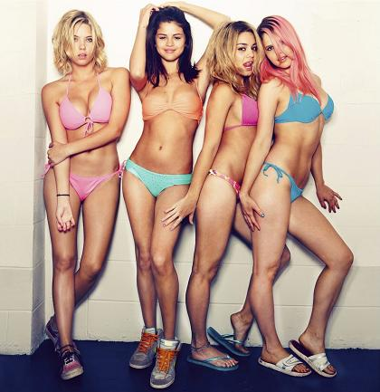 Reviewing Spring Breakers Without Having Seen It