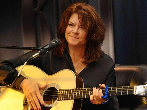 "Roseanne Cash (whom I believe I incorrectly refer to as ""Roseanna"" in the episode because I'm a dunce), one of the celebrity children we mention, who fell a bit short of her dad's legacy."