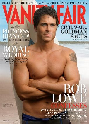 A picture of Rob Lowe at age 67. How does the guy do it?!