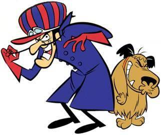 Allison laughs exactly like Muttley for the duration of this episode. I guess that makes me Dick Dastardly?