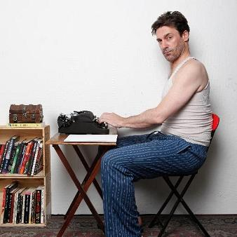Mike Sacks: Author, artist, superhunk.
