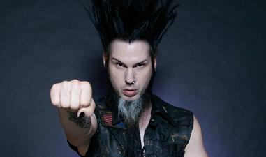 Wayne Static did being a rock star right. Hair like Guile from Street Fighter, a porn star wife and death via a drug overdose. A salut'.