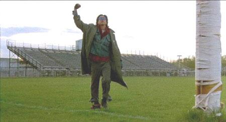 "Hint to kids who want to achieve: Don't let your goal in high school be ""become John Bender."""