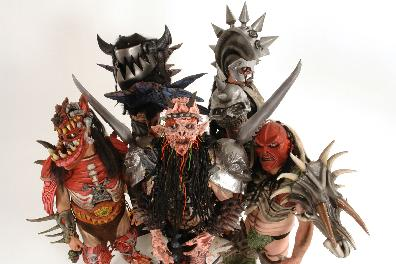 When GWAR is your city's big band, well, brother, you have yourself a pretty awesome city.