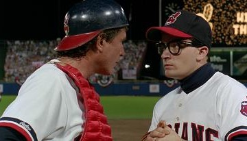 If you were a kid in the 80s with glasses, Charlie Sheen in Major League was the one bespectacled role model in media that made you not want to kill yourself.